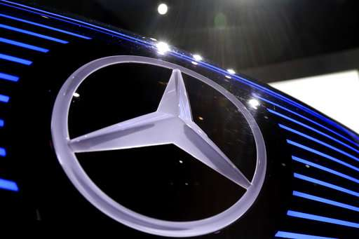Daimler, parts firm Bosch team up to make driverless cars