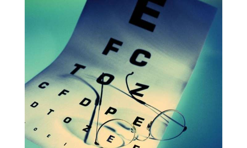 Data may weigh on pros/Cons of expanded care optometry
