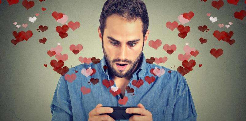 Dating apps make men unhappy and provide a platform for racism