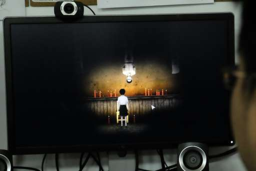 'Detention' horror video game was created by Taiwanese developers and takes place during the crackdown on opponents by the rulin