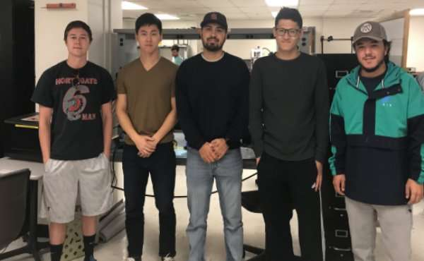 Developing a tool to increase mobility for the blind