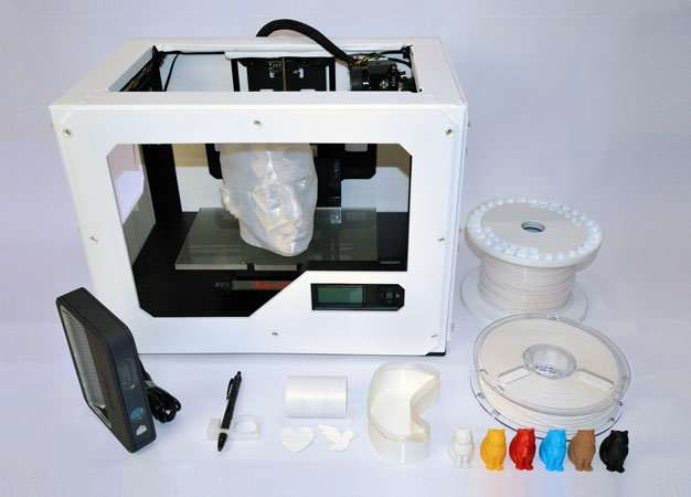 Digital 3D-fabrication technology for nursing and healthcare