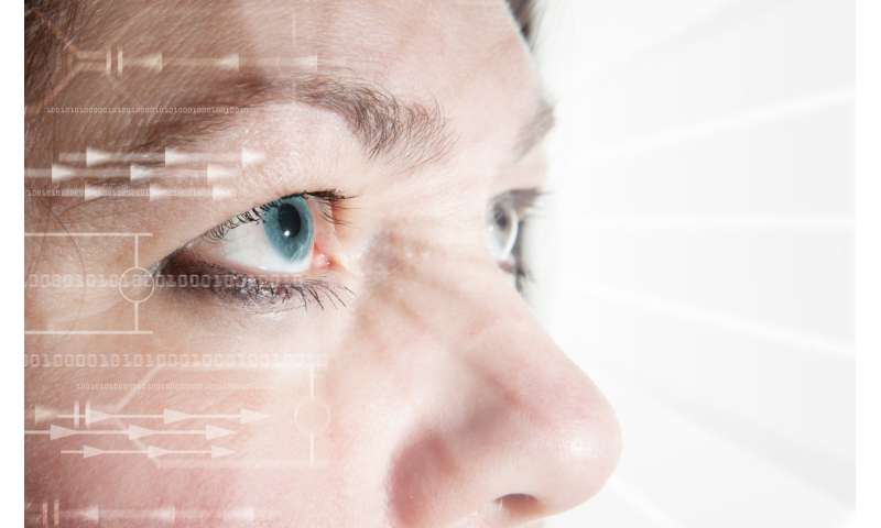 Digital eye scan provides accurate picture of a person's general health