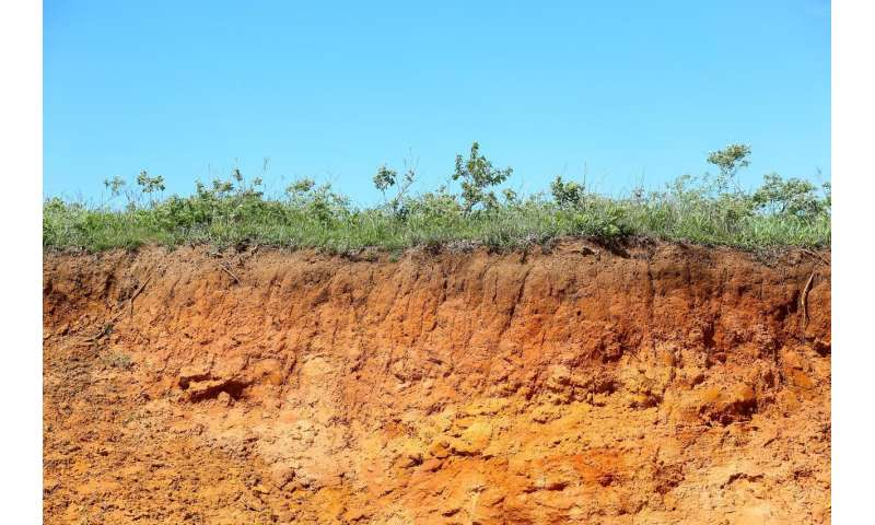 Disrupting sensitive soils could make climate change worse, researchers find