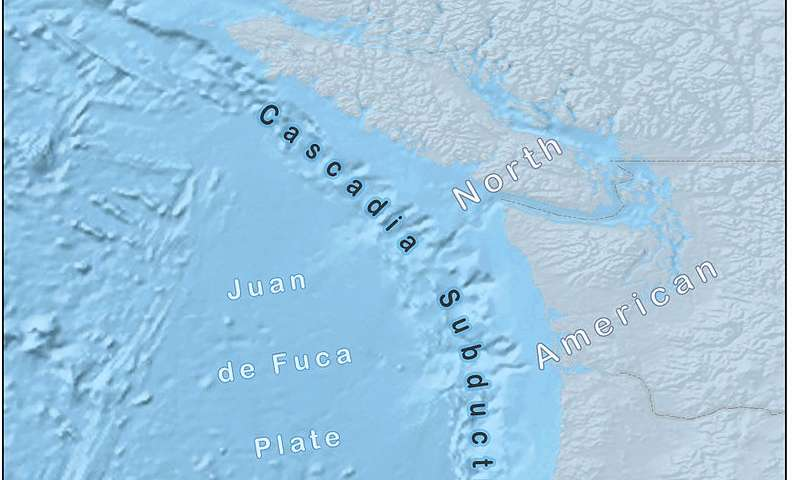 Distant earthquakes can cause underwater landslides