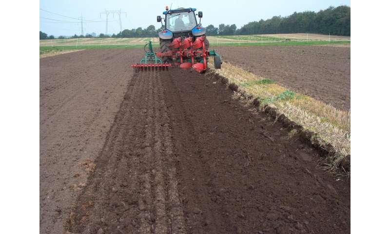 Doctoring the soil