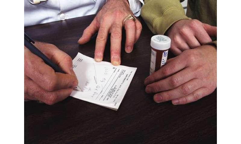 Doctors prescribing too many opioids after nose jobs