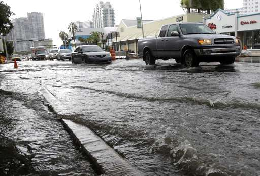 Draft US report says extreme storms driven by climate change