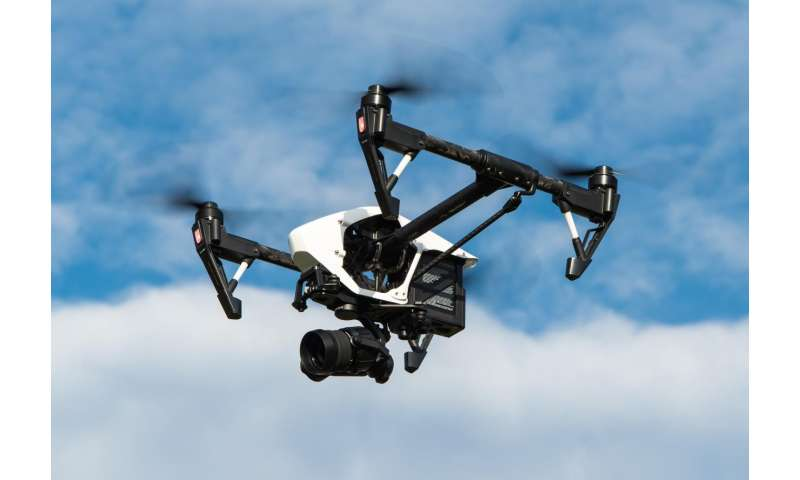 c2d815f5acc DJI draws attention to drone information tech