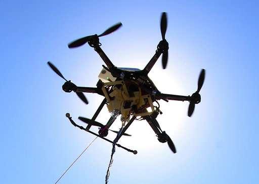 Drones carrying defibrillators could aid heart emergencies