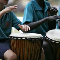 Drumming program improves boys' mental health and delinquent behaviour