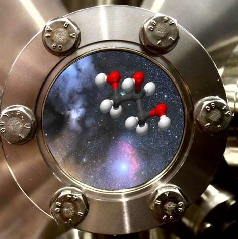 Dutch astronomers discover recipe to make cosmic glycerol