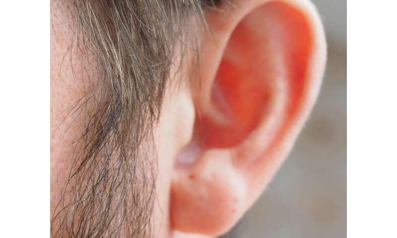 ear person