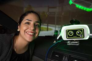 Eco-driving and safe driving technology to save lives, environment and money