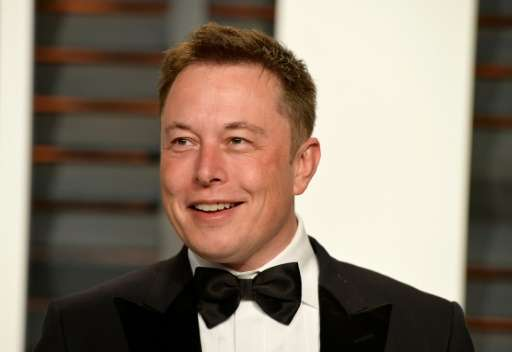 Elon Musk, pictured in 2015, referenced a new company called Neuralink in a tweet, promising to elaborate in a blog post