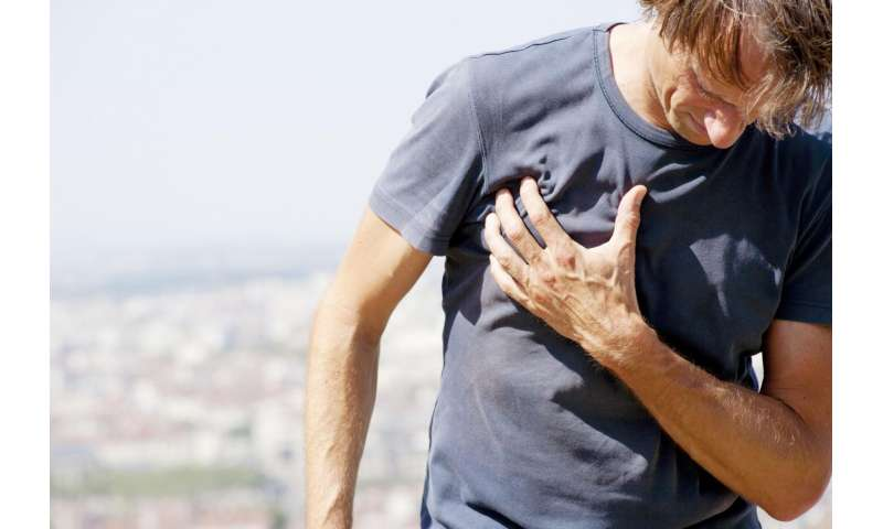 Emergency doctors evaluate chest pain quickly and safely