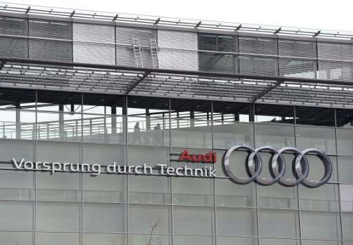 "Emissions cheating devices were found on Audi vehicles in Germany - the latest revelation in the ""dieselgate"" scandal"