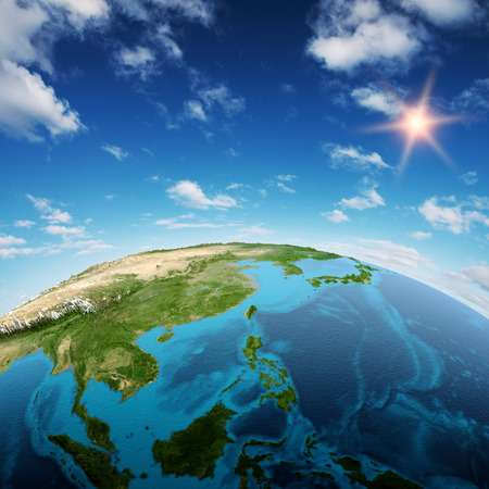 Environment benefits from large middle class in some Asian countries
