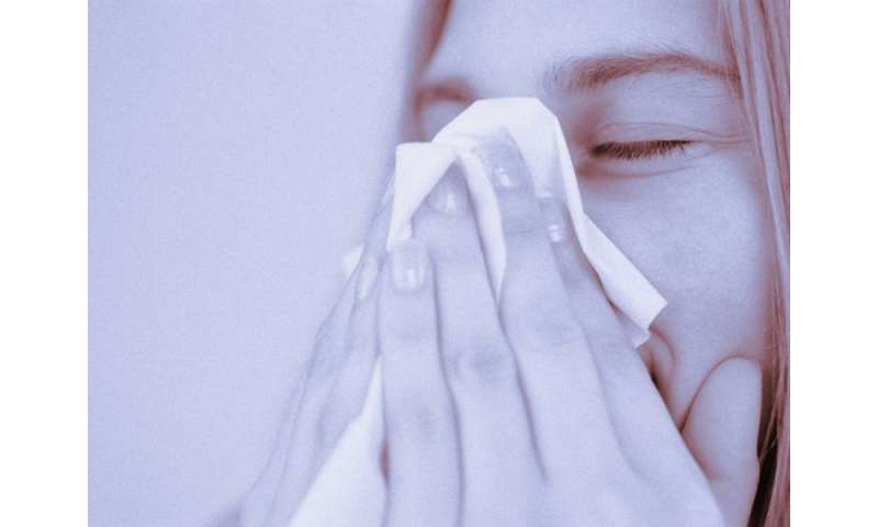 Epigenetic markers correlate with allergic rhinitis severity