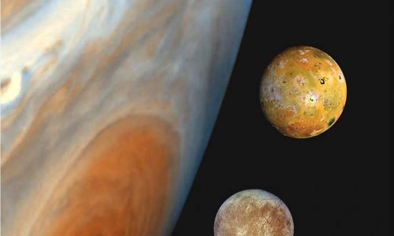 ESA's Jupiter mission moves off the drawing board