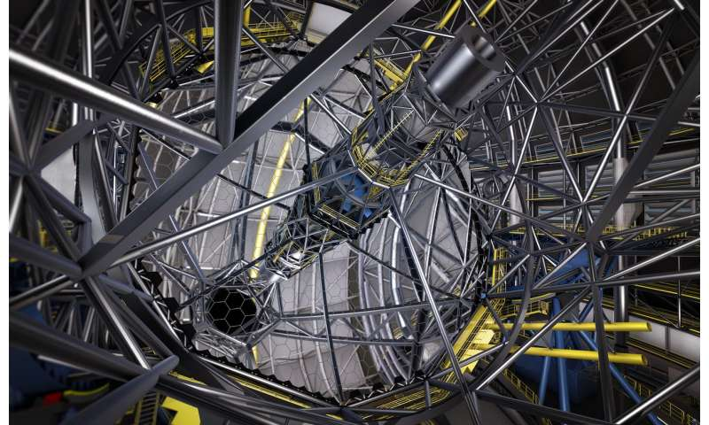 ESO signs contracts for the ELT's gigantic primary mirror