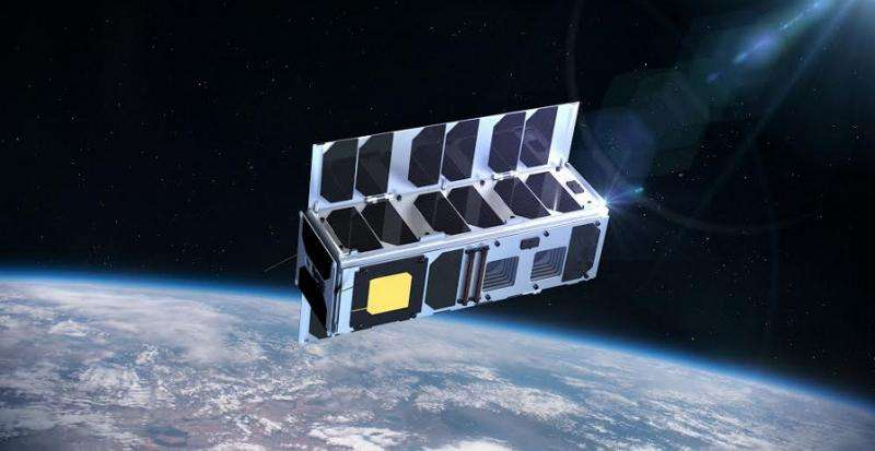 Estonian CubeSat to test new technologies for future moon-orbiting satellite