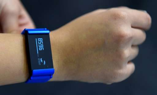 Every step you take: Activity trackers are definitely hot at Berlin tech show