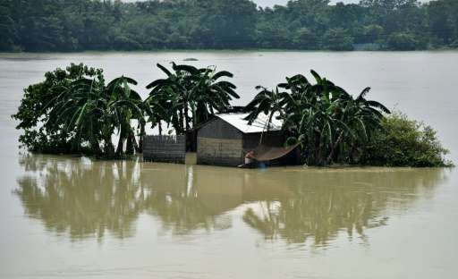 Every year hundreds die in landslides and floods during the annual monsoon season that hits India's southern tip in early June a