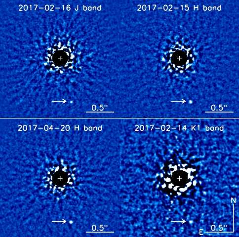 Exoplanet HD 131399 Ab turns out to be a background star, new study finds