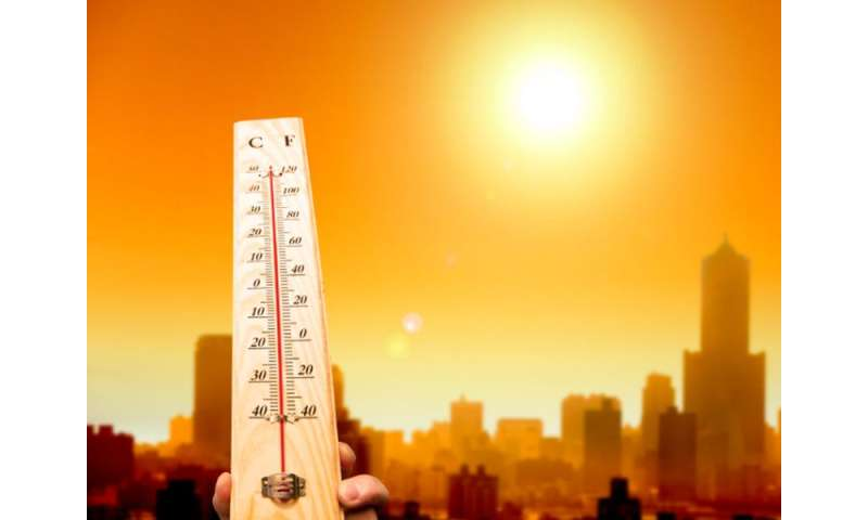 Expect more deadly heat from climate change, study suggests