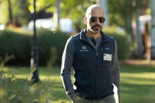 Expedia CEO Dara Khosrowshahi has reportedly been tapped to lead Uber