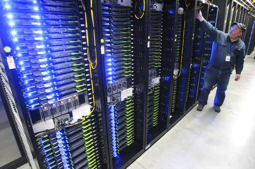Facebook has plans to expand New Mexico data center