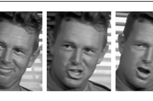 Facial expressions can cause us problems in telling unfamiliar faces apart