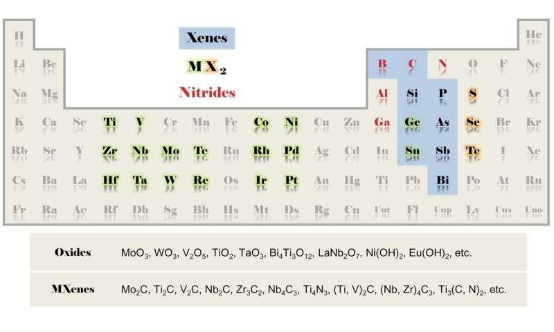 Factors in the fabrication of heterojunctions of 2D-materials through CVD