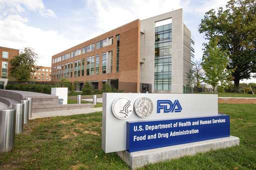 FDA rejects muscular dystrophy drug, says it doesn't work