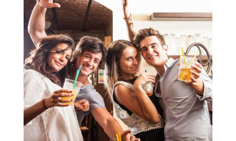 Fewer U.S. kids binge drinking