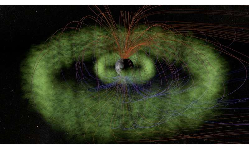FIREBIRD II and NASA mission locate whistling space electrons' origins