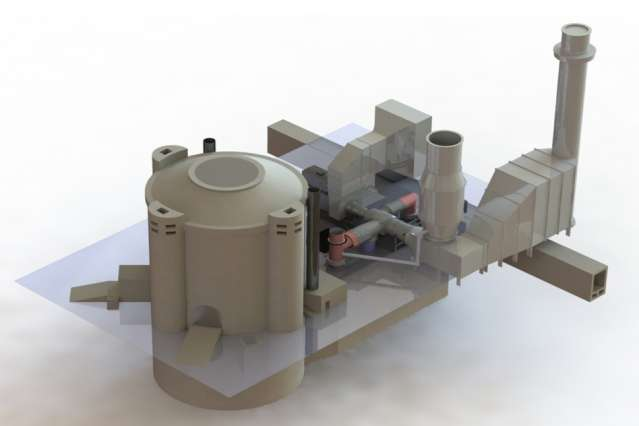Firebricks offer low-cost storage for carbon-free energy