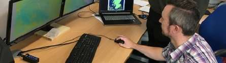 First coast-to-coast land motion map of Scotland derived from satellite radar images