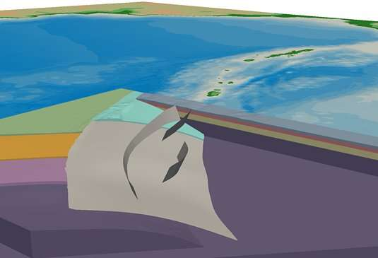 First detailed simulation of 2004 megathrust earthquake