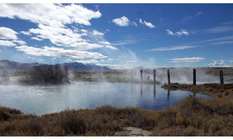 First forms of life on Earth unveiled in hot spring