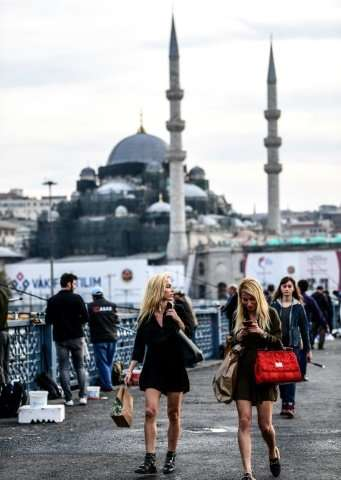 Fish stocks in the Bosphorus have fallen, largely due to pollution and fishing practices, experts say