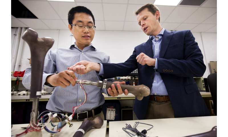 Fitbit-style prosthetics? Navy developing 'smart' artificial limbs