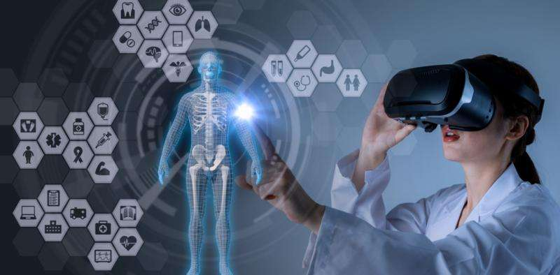 Five ways virtual reality is improving healthcare