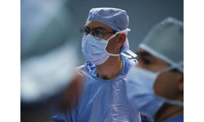 Force analysis may help distinguish surgeon skill level