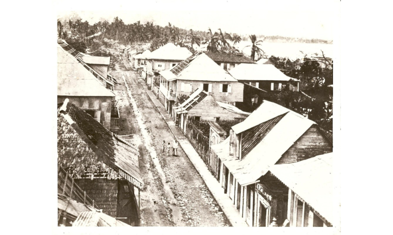 Forgotten archives reveal street-level impact of 1918 Puerto Rico earthquake and tsunami
