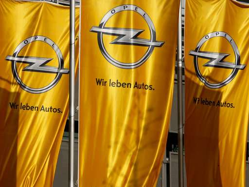 French emissions probe clears Opel; others accused of fraud