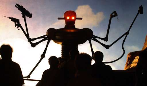 From Isaac Asimov to Aimee Mann, 'robophobia' plagues humans