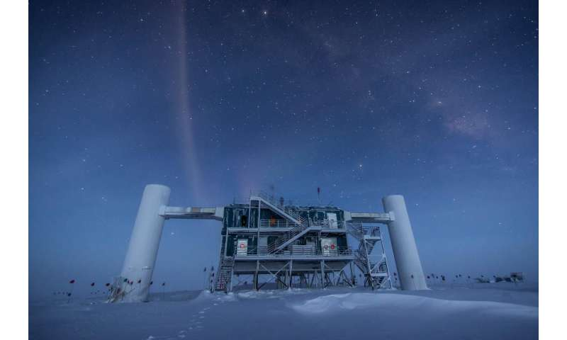 'Ghost particles' could improve understanding the universe