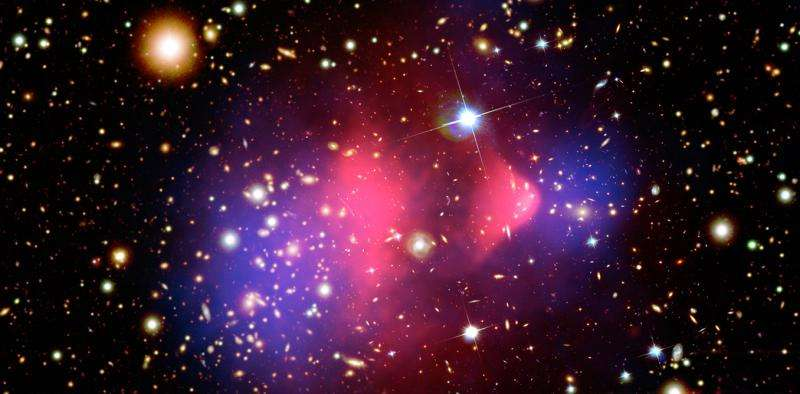 Giant atoms could help unveil 'dark matter' and other cosmic secrets